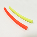 Flexible beautiful pvc/tpu plastic rope cord for chair weaving/home application