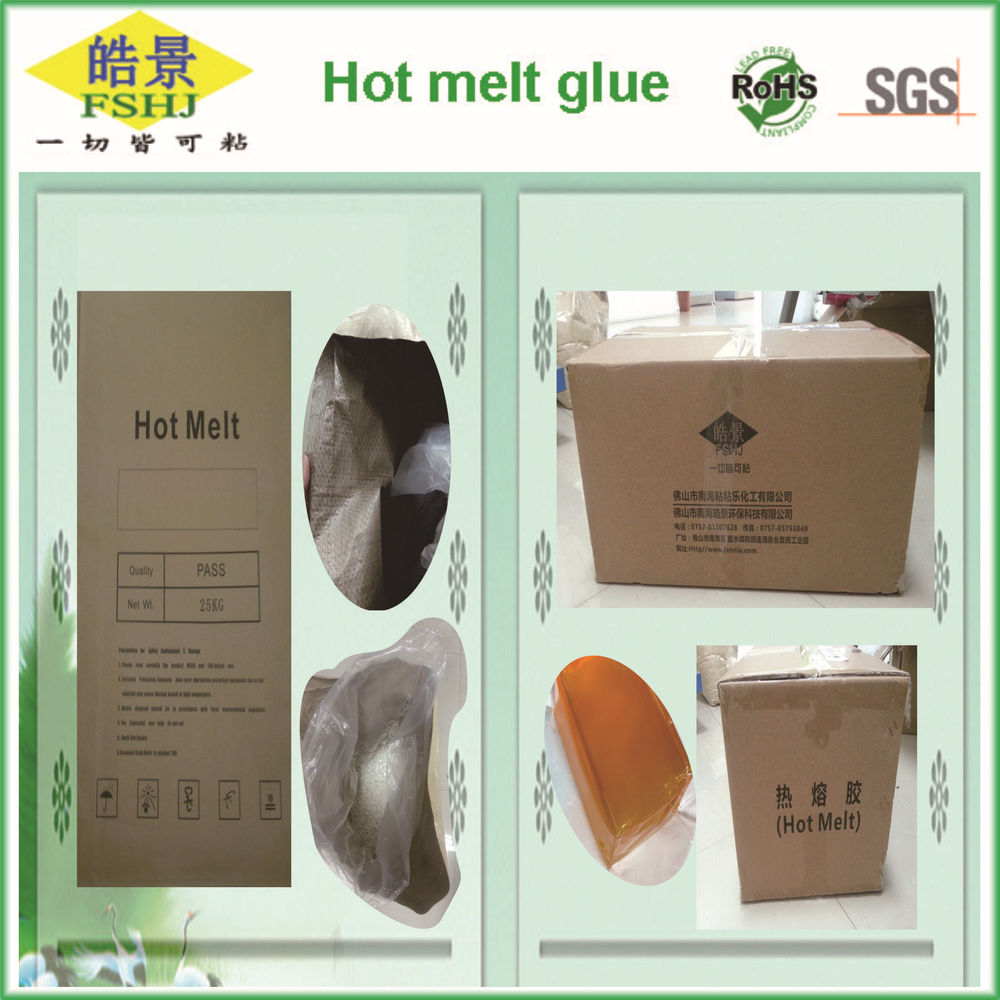 Henkel Standard Latest Product: Hot melt adhesive (glue) for book binding (side glue)