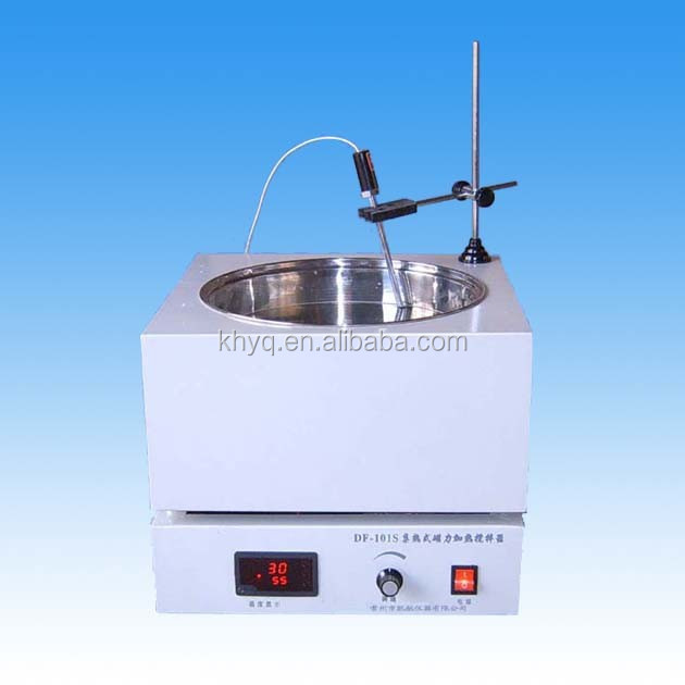 High sales DF-1 Heat collecting heating platelet mixing tank with agitator