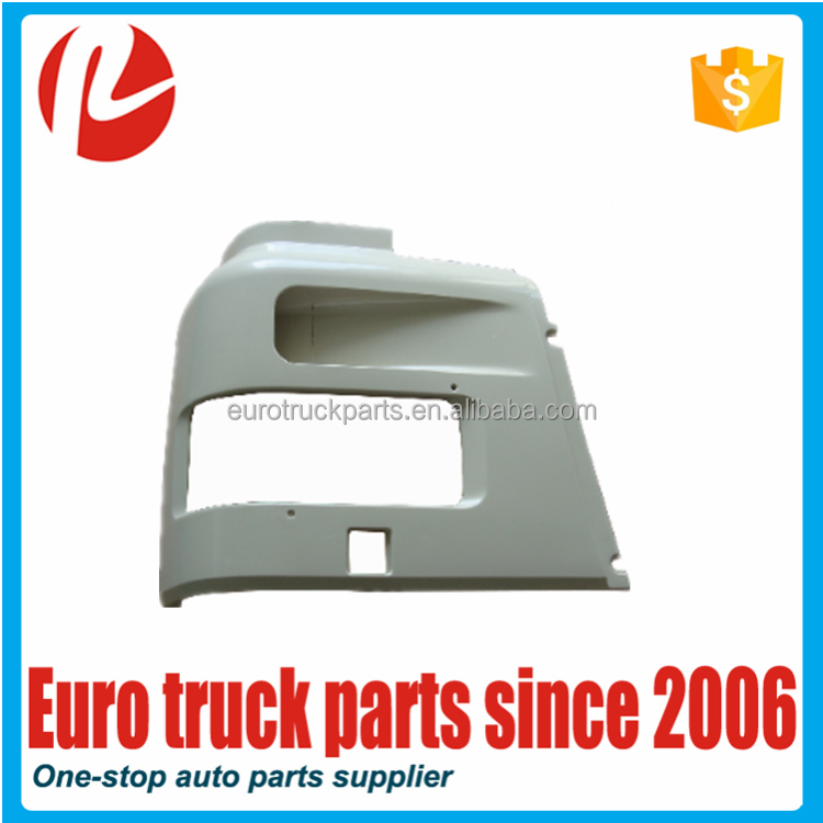 European truck auto body spare parts oem 1294949 head lamp case for DAF XF95 V.1/V.2 headlight holder bracket