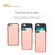 Goospery Sky Slide Bumper Case Mercury phone case for iPhone 7