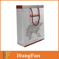 Company customized Promotional Paper Gift Bag