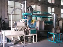 wheat processing plant flour mill