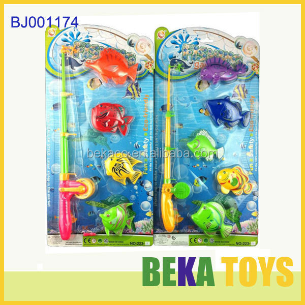 Very cheap kids toy funny realistic small plastic fish for Angler fish toy
