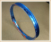WM type Double Welded Motorcycle Steel Wheel Rim 100/90-16