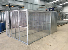 DOG,PUPPY,CAT,CHICKEN,YARD KENNEL,RUN,ENCLOSURE,CAGE