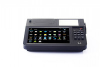 8 inch Touch Screen Android Electronic Lottery Ticket Vending Machine with 80mm Auto Cutter Printer ZKC PC800