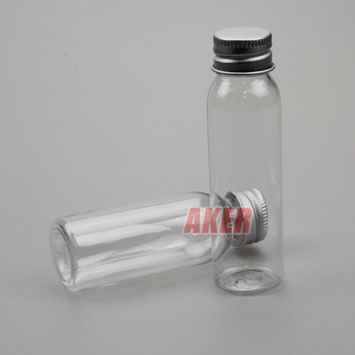 1oz Clear Bright skin water plastic bottle 30ml Boston Skin care products packing bottle