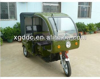 Auto rickshaw tricycles for passengers CE certificate