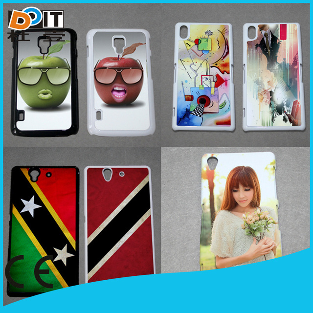 Printable plastic phone cases, Sublimation case for Sony