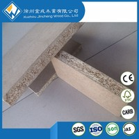 1220*2440mm chipboard for wardrobe waterproof particleboard plain particleboard