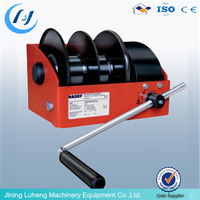 High performance 3tons manual hand anchor winch for sale