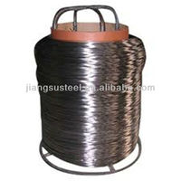 high quality 304 stainless steel wire strong thin wire ( ISO9001Factory)