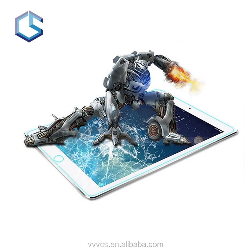 High Clear 2.5D Anti-fingerprint Tempered Glass Screen Protector for 7 Inch Tablet iPad Mini2 / mini 2