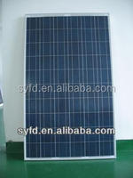 TUV certificate 100W Polycrystalline Solar Panel for off grid solar system