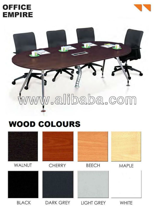 Abies Conference Table (1 pc worktop)