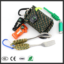Gear Multi Tools Outdoor First Aid Emergency Survival Kit for Traveling hiking Biking Climbing