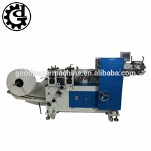 Automatic high speed wallet pocket paper folding embossing handkerchief tissue machine supplier