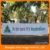 2016 outdoor wall street advertisement sail banners