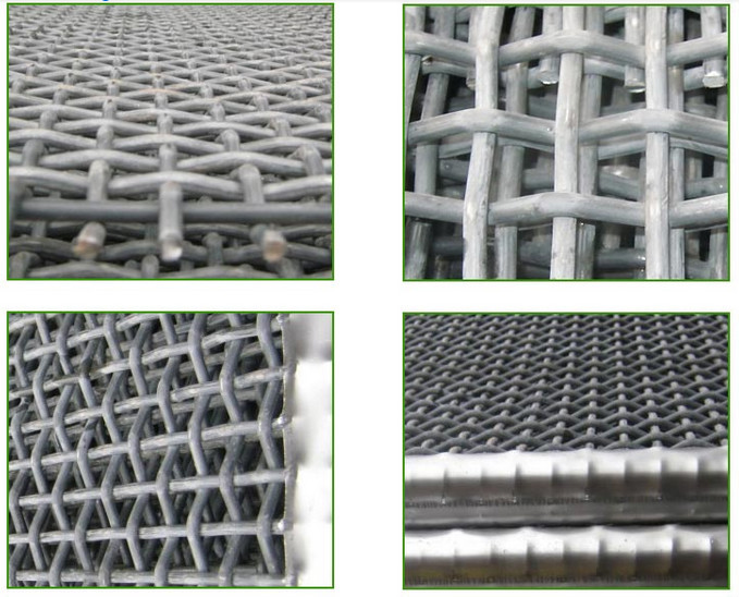 Metal Screen Mesh /Crimped wire mesh /Woven Mesh Factory