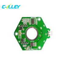 Qi Wireless Charger Circuit With Coil Supplier, Wireless Power Bank Charger PCBA Board, Wireless Charger Circuit Board