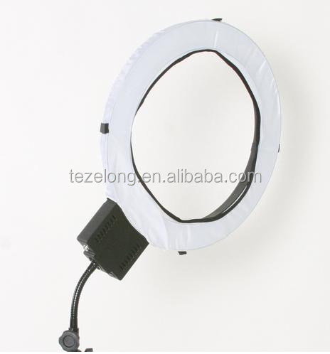 super bright ring light Led Nanguang CN-R640 led ring lamp video light for makeup beauty photography