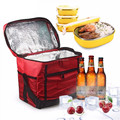 Thermal Insulated Lunch Storage Cooler Bag Portable Milk Ice Bag For Travel
