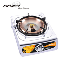Good sale stainless steel gas stove auto ignition BW-1010