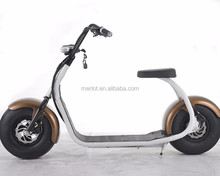 2017 electric scooter city coco with bluetooth/anti-theft/front and rear suspension
