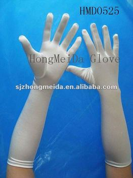 bridal wedding dress gloves