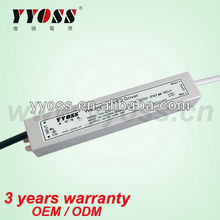 Waterproof electronic 10w LED driver 12V 240ma led driver 3 years warranty