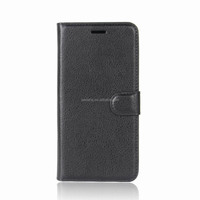 Hot selling leather wallet case for BLU Grand M Cover Phone Case with Stand Card Slot Holder