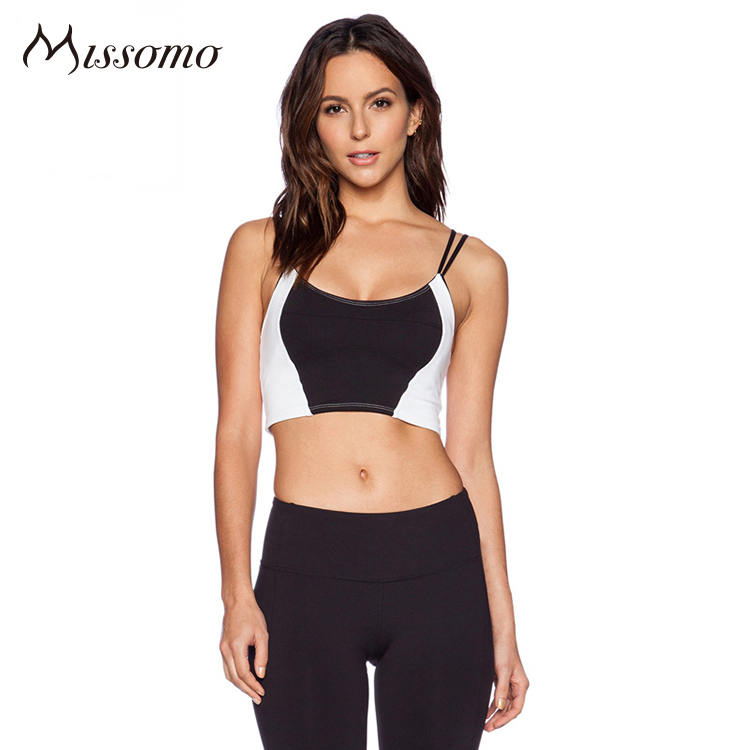 Missomo Fashion Ladies Sport Bras Bralette Slim Soft Bras For Wholesale