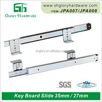 Top quality special office desk drawer slides