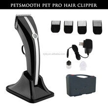 top quality rechargeable pet hair clipper