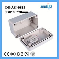 electrical control cabinet aluminum grooming box