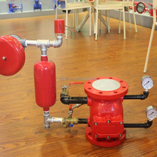 fire wet alarm control valve viking