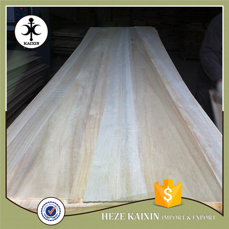 best choice 100% finger jointed paulownia wood board white primed