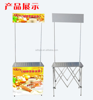 hot selling pop up promotion counter