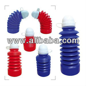 DRI1306 Compressible water bottle