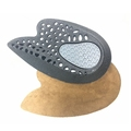 Breathable Double colors TPE Gel Shock Absorption Heel Cushions with Arch support