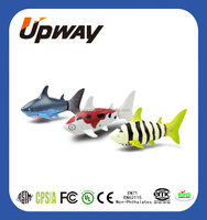 2016 Newest Promotional Gift Under Water 3CH Mini RC Shark Robo Fish