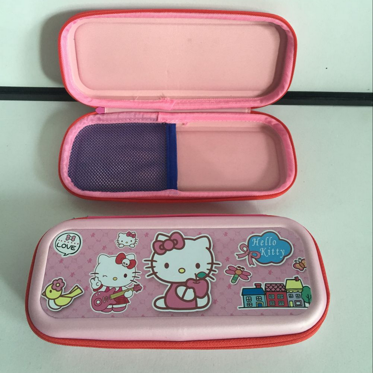 New Design Customized Printing Tin Pencil Box