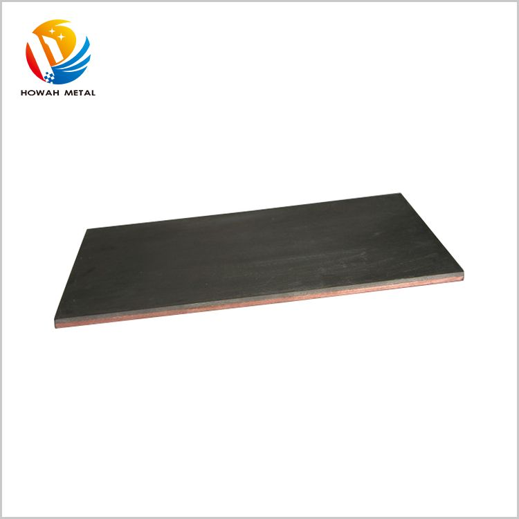 Best price Reliable Quality titanium copper cladding plate
