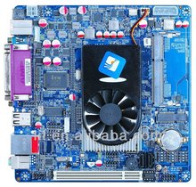 Intel based onboard mini-itx motherboard for POS, ATM and industrial automation