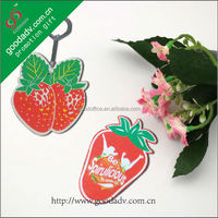 Fruit shape Hanging Scented Paper for Car