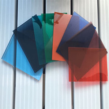 2016 New Building Material Polycarbonate Solar Panel Solid Sheet/Pc Roofing Sheets