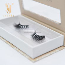 own brand mink eye lashes and custom package