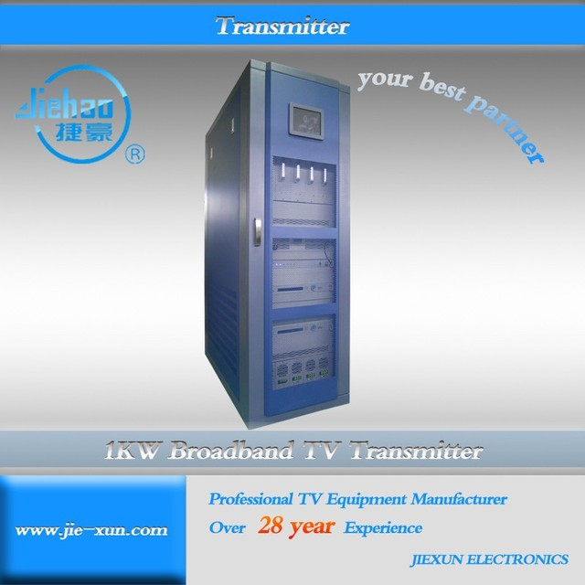 DVB-S2/DVB-T2 System with MMDS transmitting antenna DVB T2 transmitter