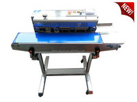 Heat bag sealer/Plastic bag band sealing machine/plastic bag sealing machine